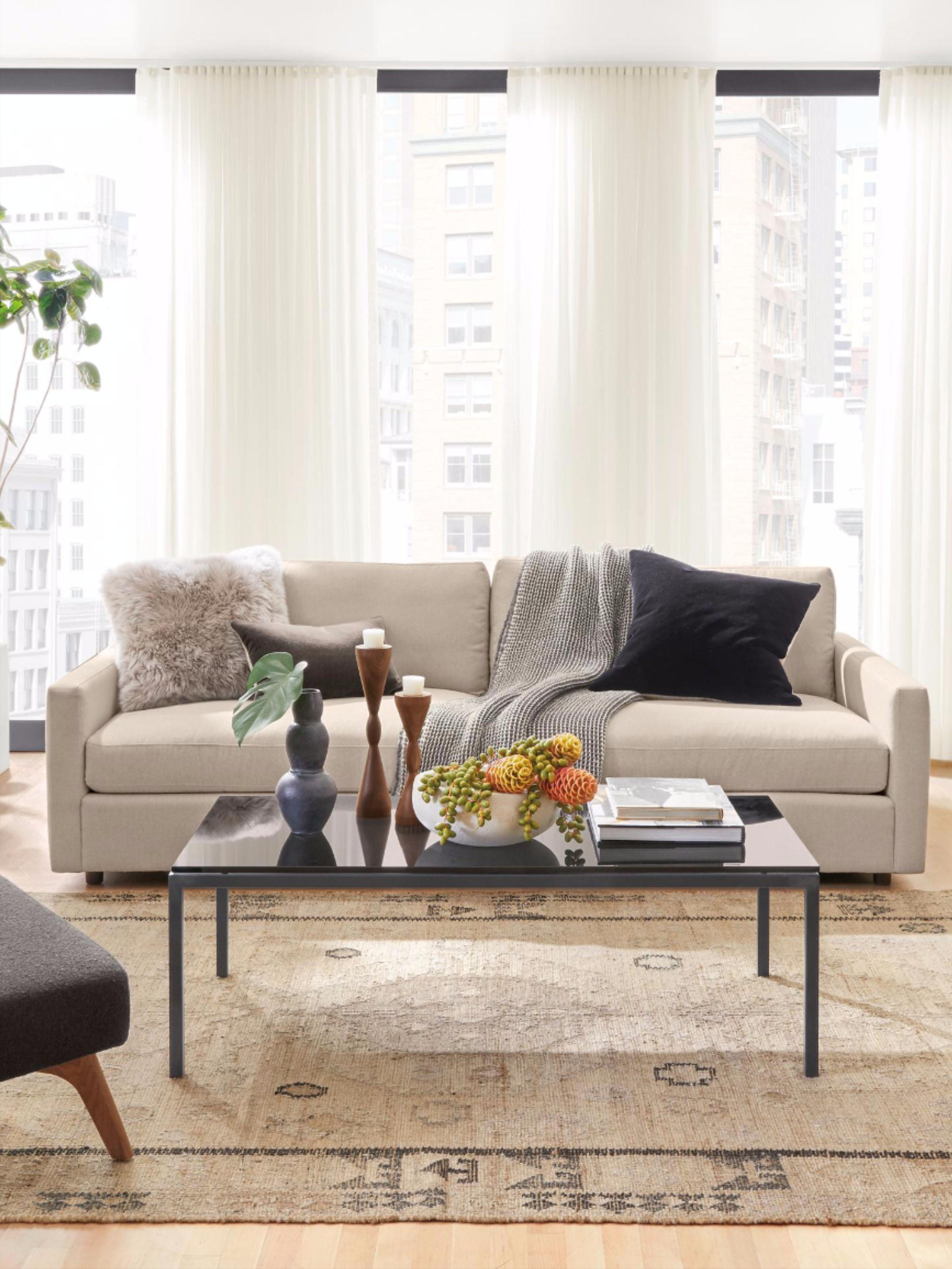 Linger Sofas Modern Sofas Loveseats Modern Living Room
