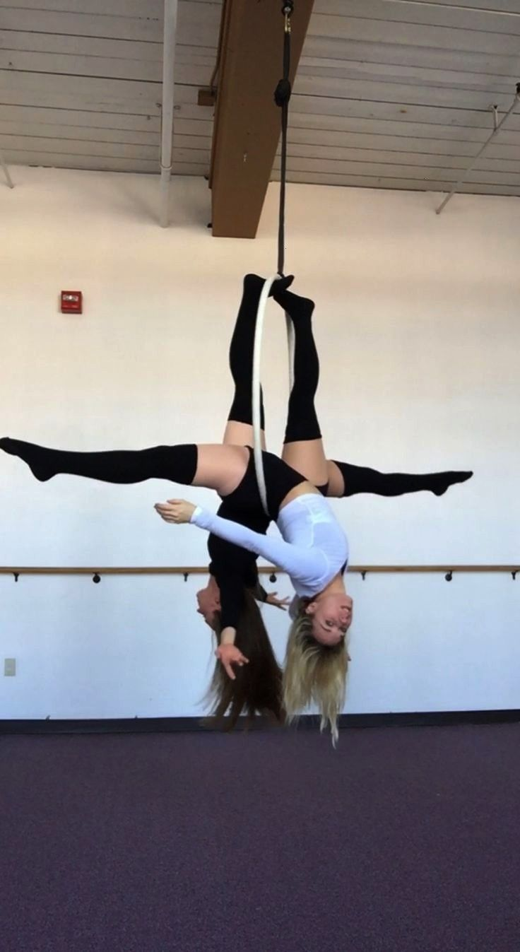this partner attitude on Lyra air fitness partner Acro Yoga air circus   Love this partner attitude on Lyra air fitness partner Acro Yoga air circus   Aerial Hoop  S Love...