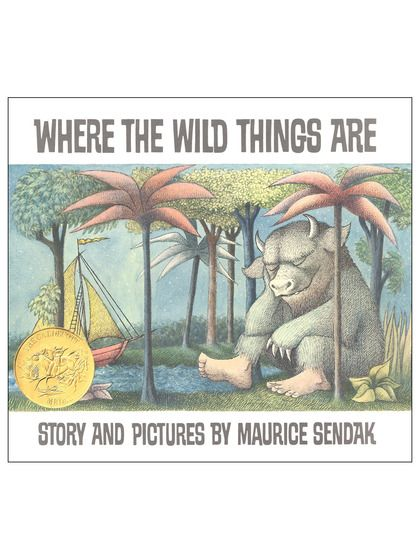 Where the Wild Things Are (Picture Book): This is a book ...