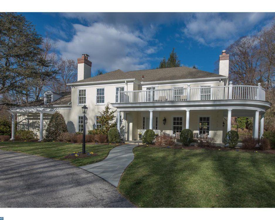 816 BROOKWOOD RD, BRYN MAWR, PA Luxury real estate