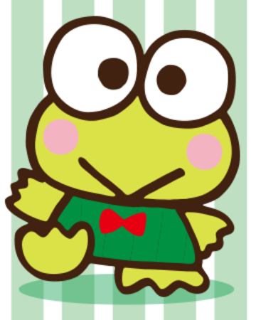 Sanrio Characters Keroppi Image007 Png Hello Kitty Drawing Hello Kitty Characters Sanrio Characters