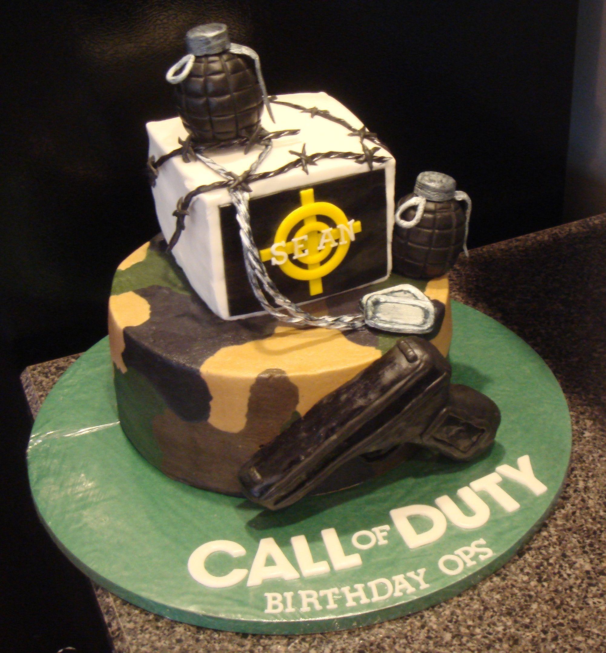 My First Birthday Cake Made