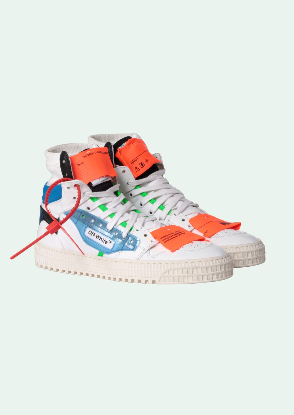 WHITE - Shoes - OffWhite | Hype shoes