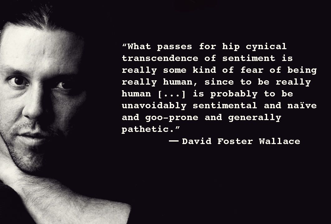 Home Of Weird Pictures Strange Facts Bizarre News And Odd Stuff David Foster Wallace Quotes David Foster Wallace Quote Of The Week