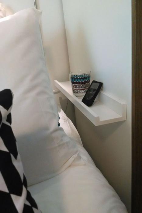 Buscas mesilla estrecha y original para tu cama? ¡La tenemos ...