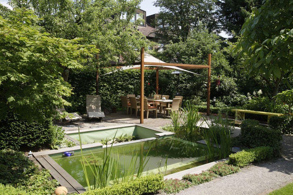 Kleine Garten Garten Traumgarten Kleine Garten