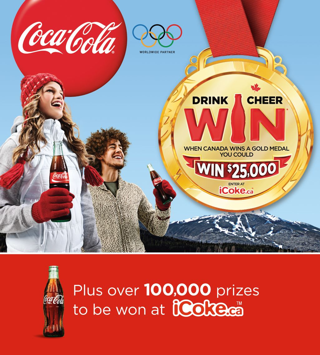 coca cola sweepstakes this is an exle of a sweepstakes for coca cola because 8861