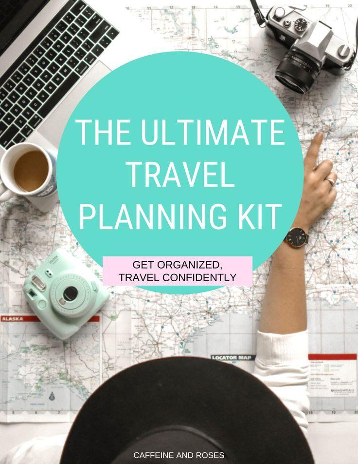 Ultimate Travel Planning Kit