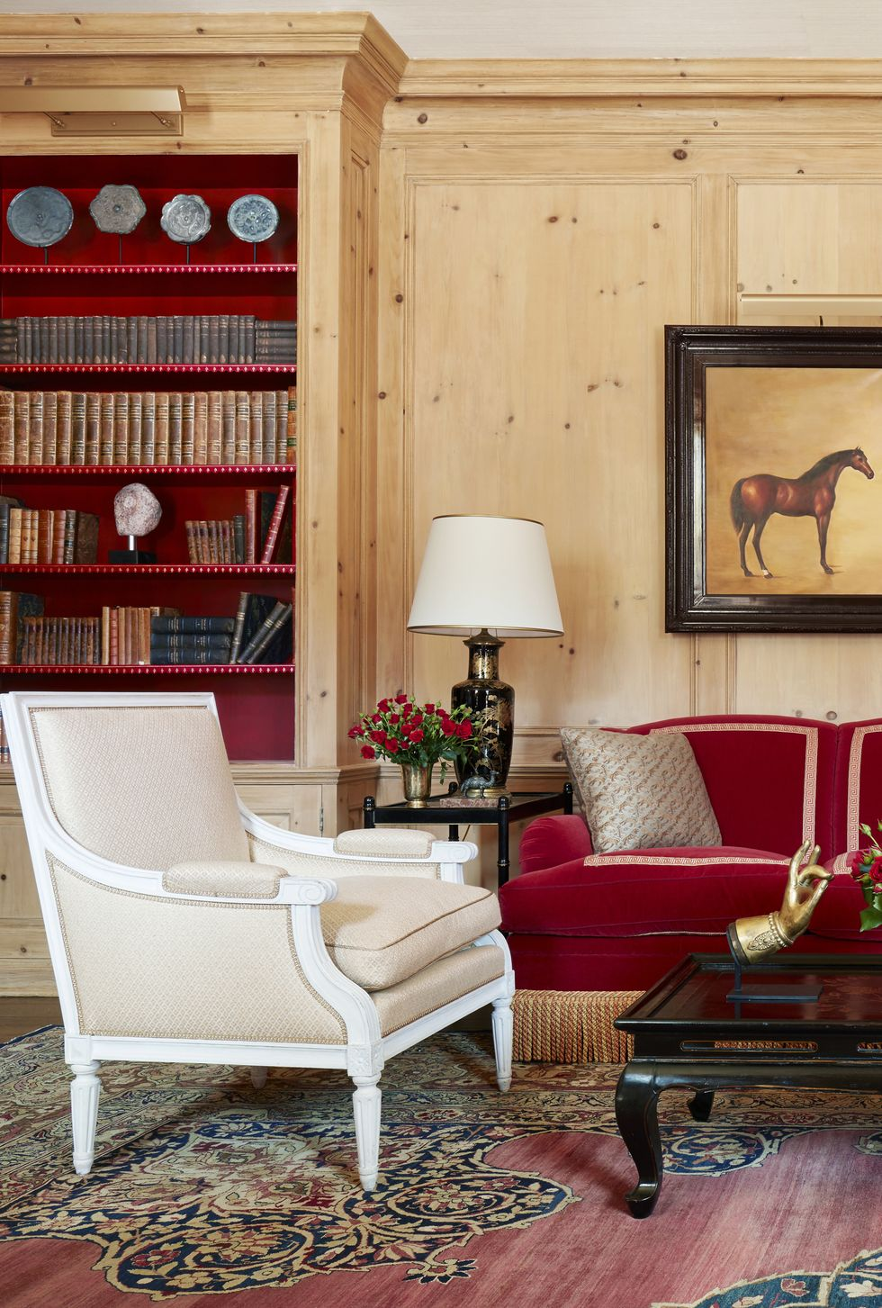 Classic Home Library Design: Pin On Libraries