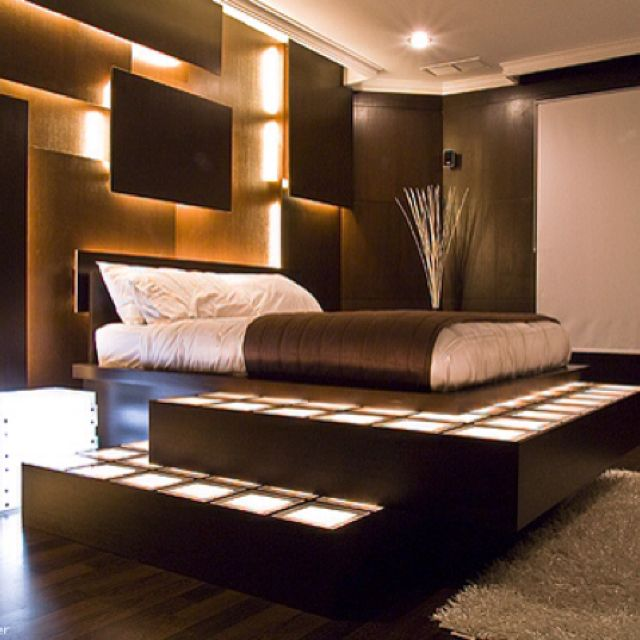 Awesome bedroom! Custom Homes/Design Pinterest Awesome