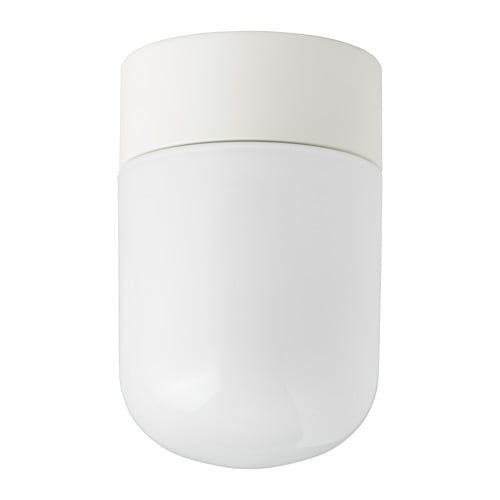 Ostana White Ceiling Wall Lamp Ikea Lampara De Pared Lamparas De Techo Pared Blanca