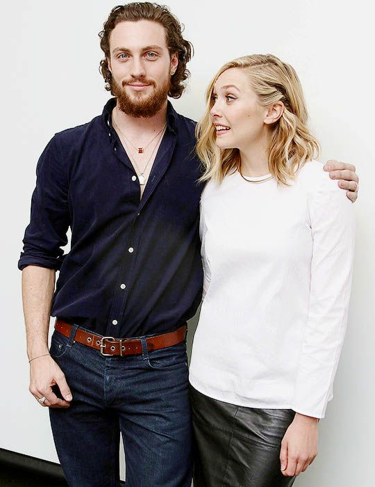 Lizzie Source With Images Aaron Johnson Aaron Taylor Johnson