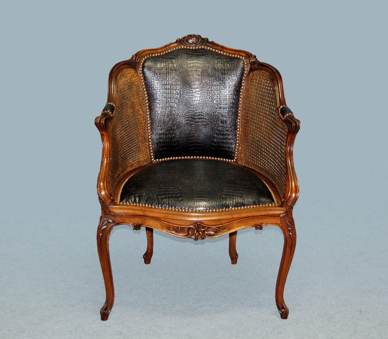 Fauteuil De Bureau Style Louis XV Fauteuil Louis XV Pinterest - Fauteuil louis 15