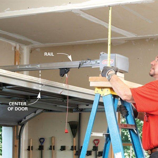 The Cost Of Garage Door Opener Installation Lighthouseshoppe