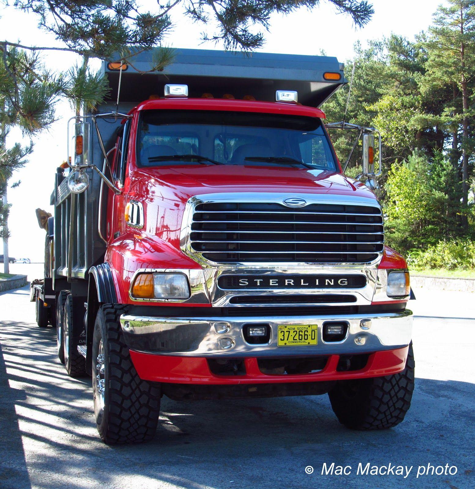 Trucking Sterling trucks, Vehicles, Trucks