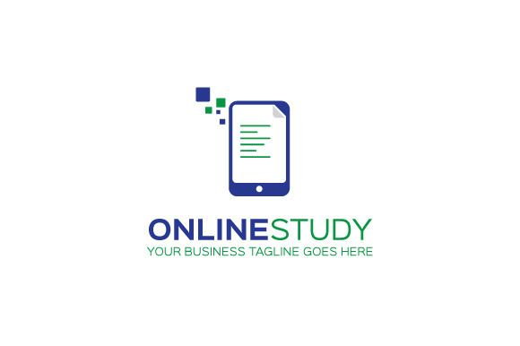 Online Study Logo Template Avec Images