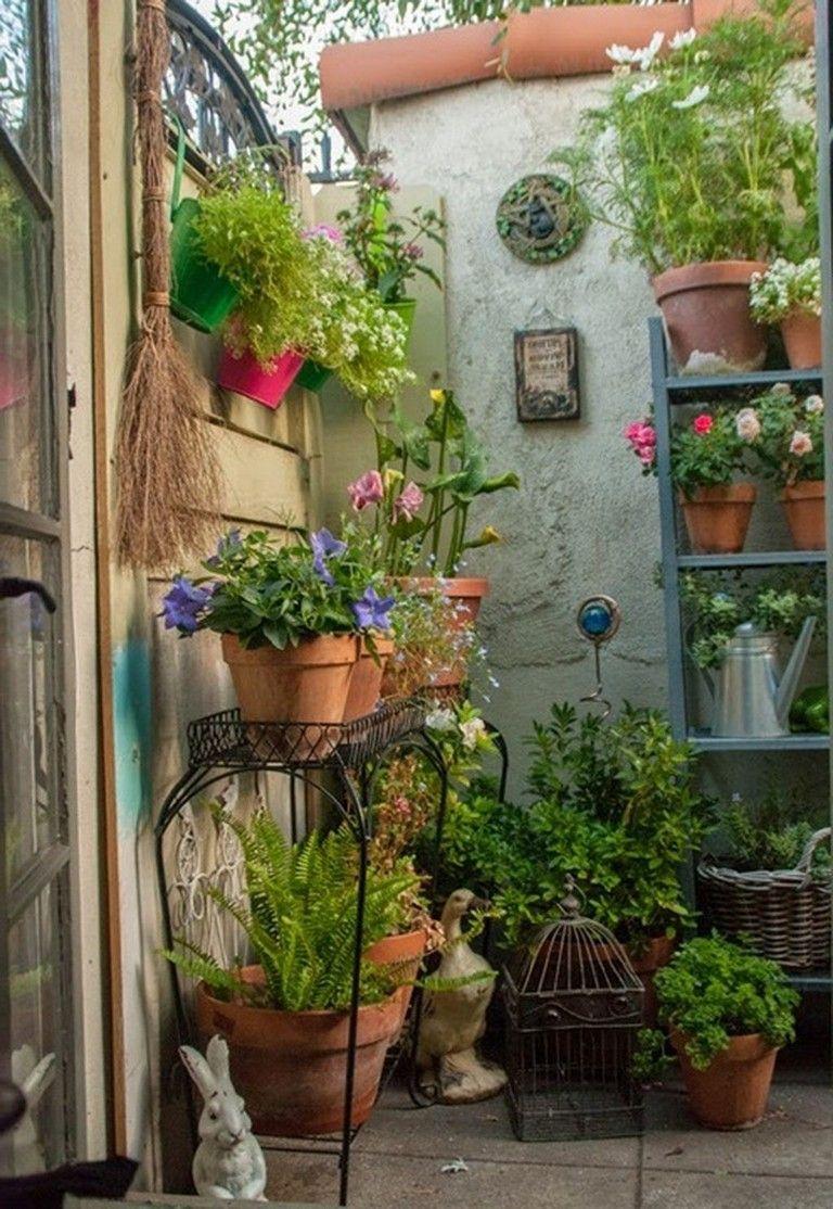 44 Astounding Small Patio Design Ideas On A Budget Small Patio Garden Small Patio Design Small Patio