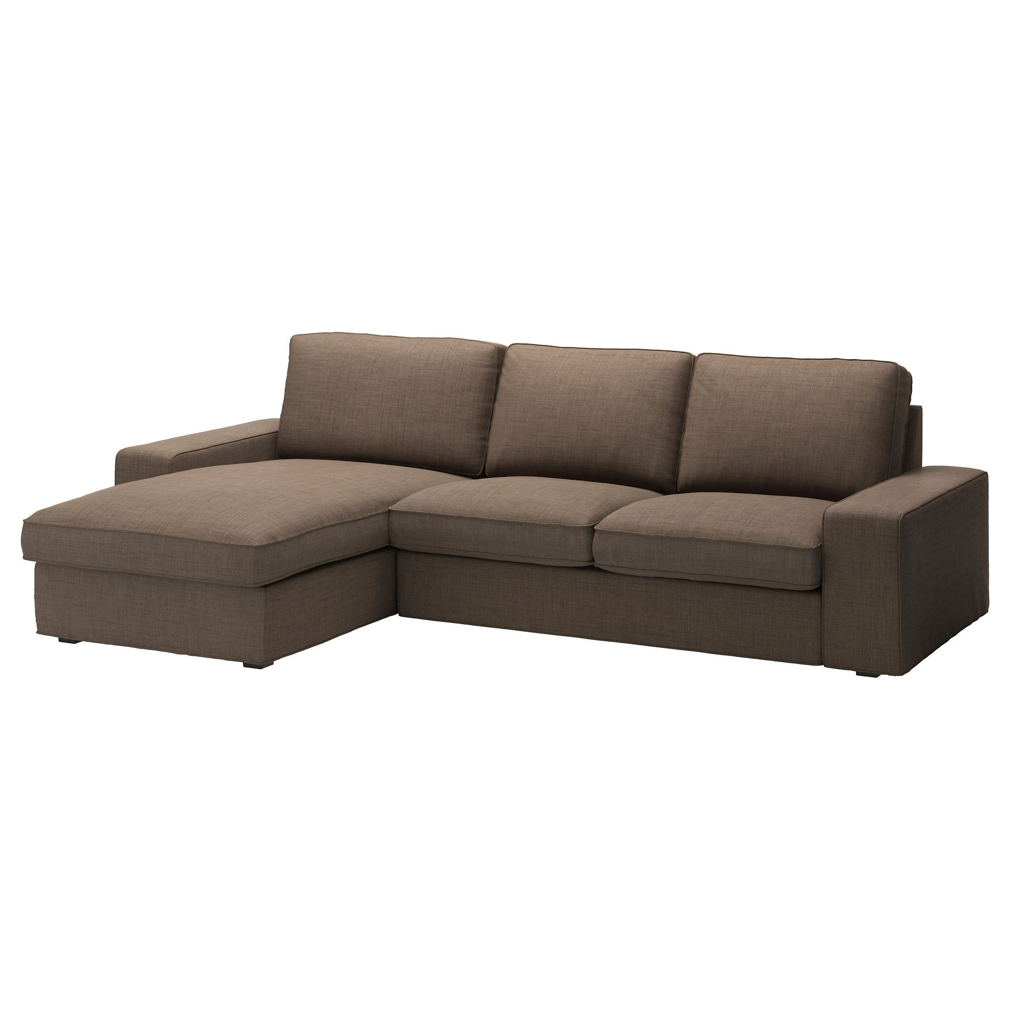 Sofa Darwin Interio Kivik Loveseat And Chaise Lounge Isunda Brown Ikea Sofa D