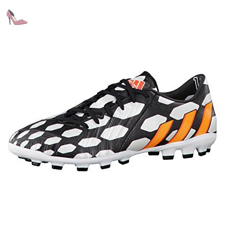 adidas chaussures homme blanc