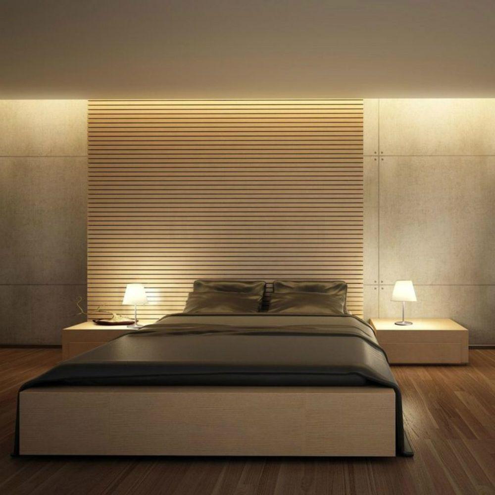 Melampo, semplice e pulita. Ideale come abat-jour per la camera da ...