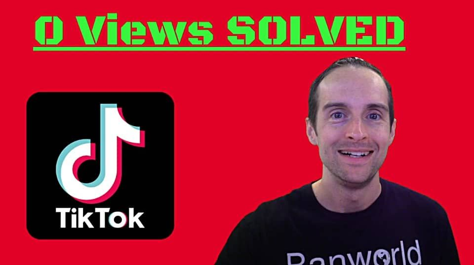 Solved Tiktok 0 Views On New Videos And This Video Is Under Review And Cannot Be Shared Right Now Is My Newest Blog Post A Solving Earn Money Website Traffic
