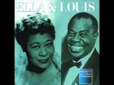 Ella Fitzgerald Louis Armstrong April In Paris Youtube Louis Armstrong Ella Fitzgerald Videos Musicales