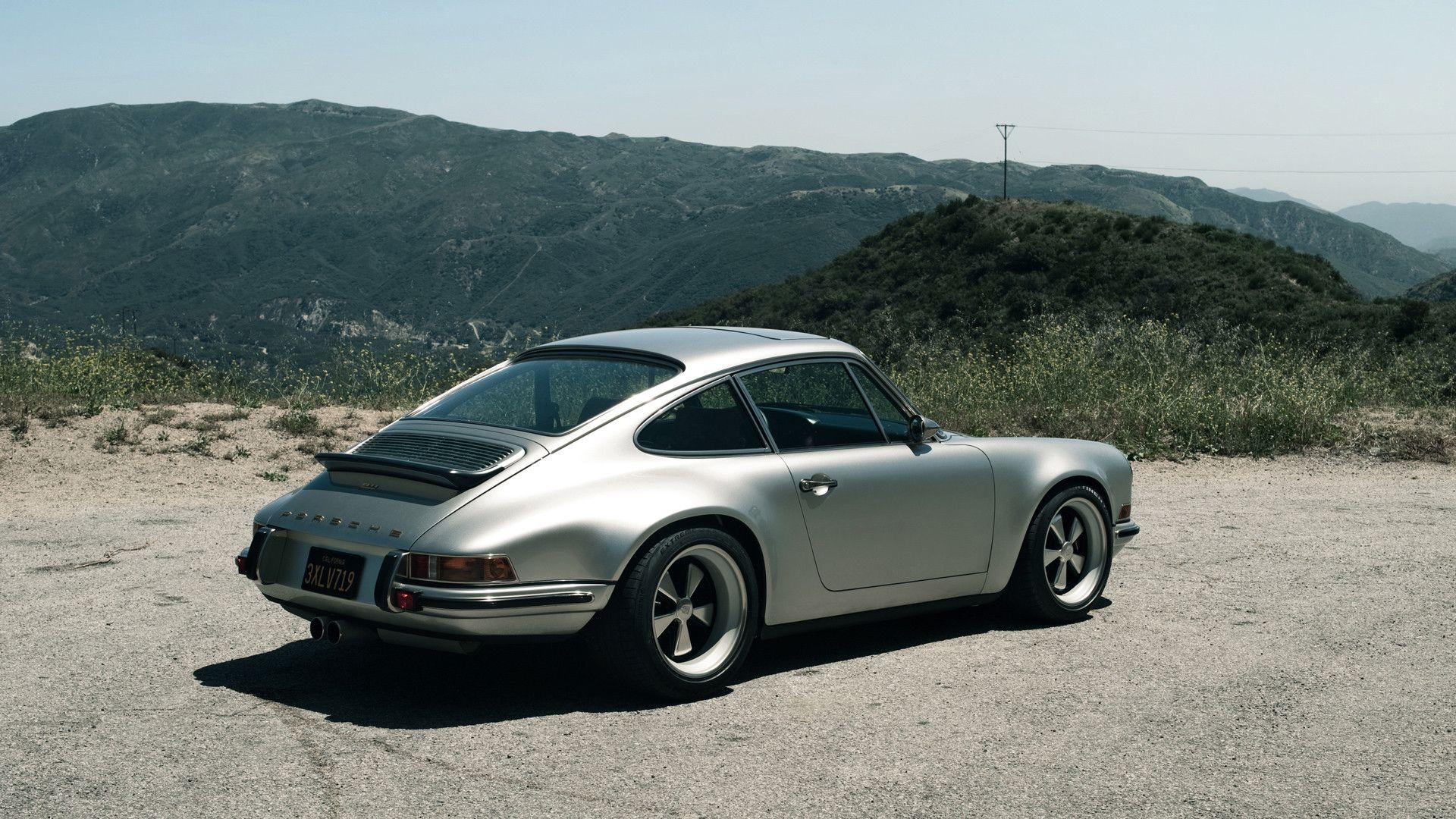 Porsche 911 Singer Wallpaper
