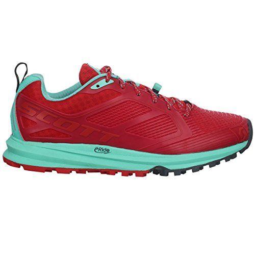 0ba49d6dc996f Scott 2016 Womens Kinabalu Enduro Trail Running Shoes RedGreen ...