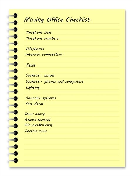 Moving checklist Travelling and Moving Pinterest - moving checklist