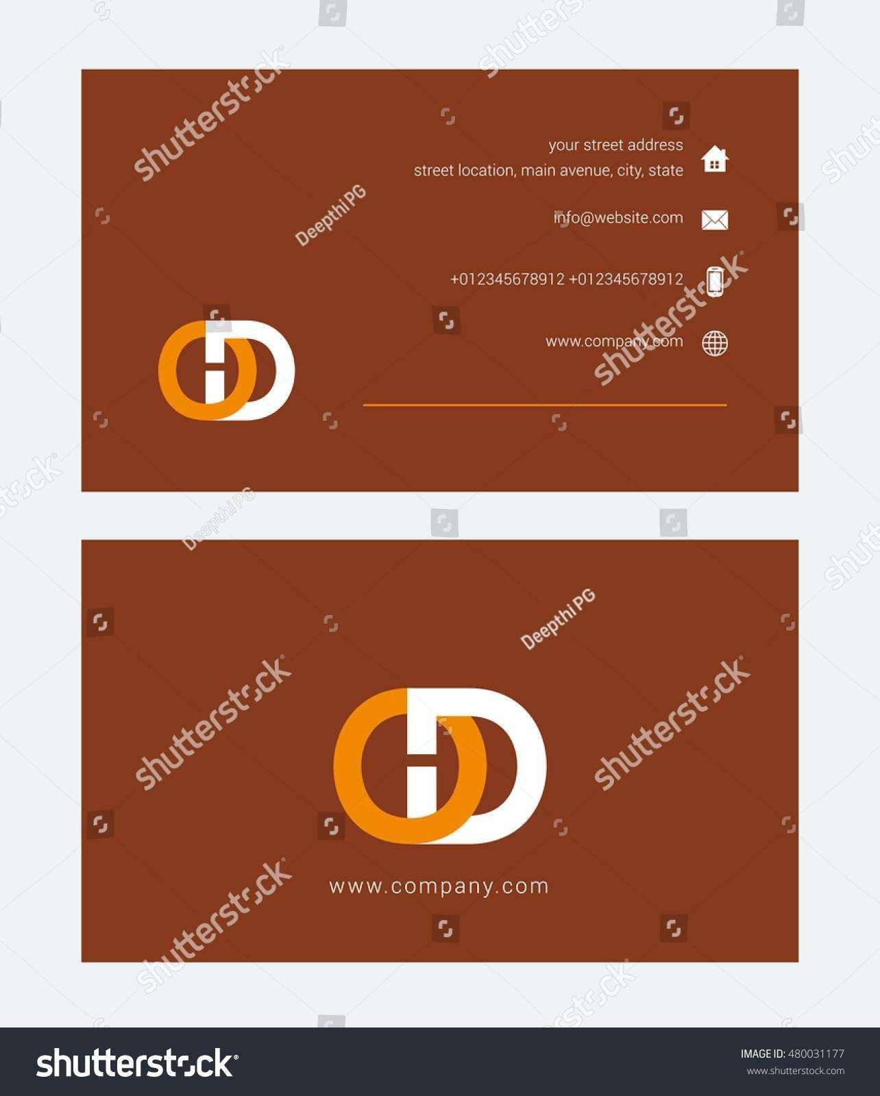 Business Card Free Template Business Card Powerpoint Templates Free Unique Card Templat Free Business Card Templates Free Business Cards Business Card Template