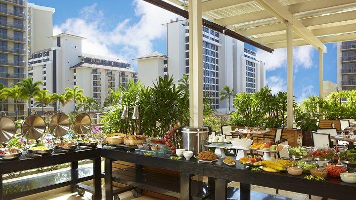 Trump Waikiki In Yō Cafe Breakfast Buffet