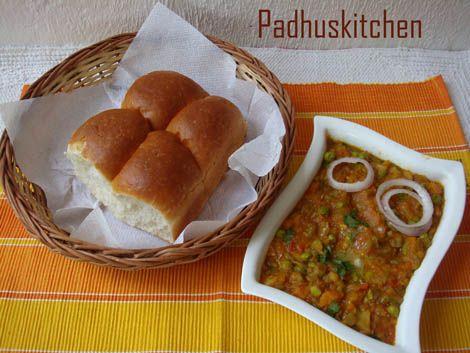 Pav bhaji how to make pav bhaji at home indian receipe pinterest food forumfinder Images