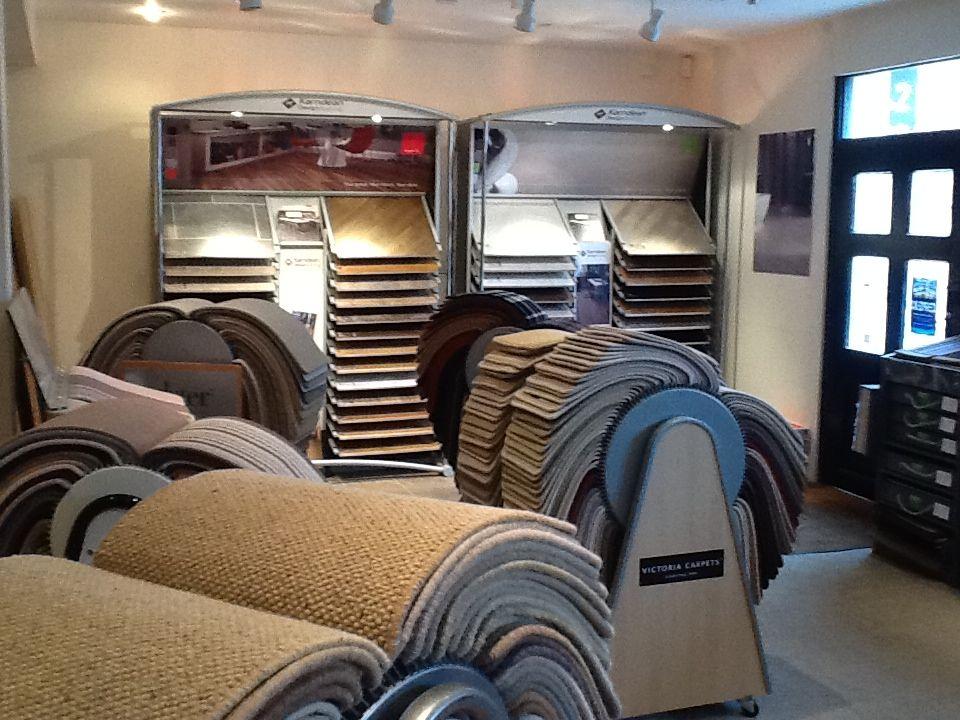 Karndean Display Stands Flooring Store Modern Flooring