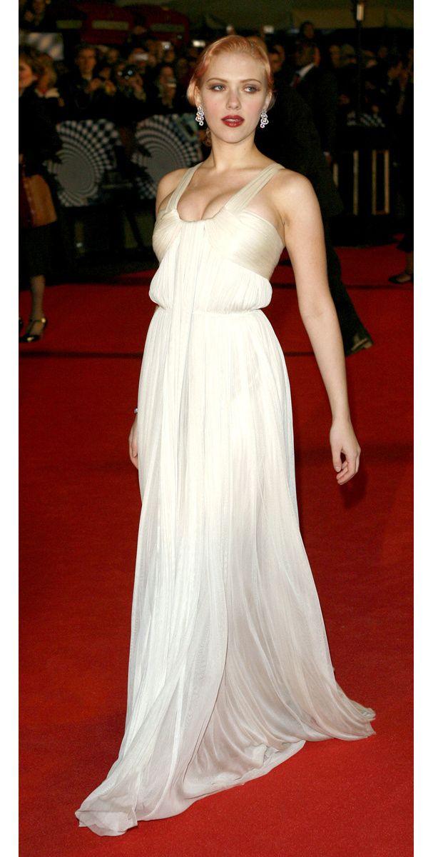 scarlett johansson glamour - Google Search
