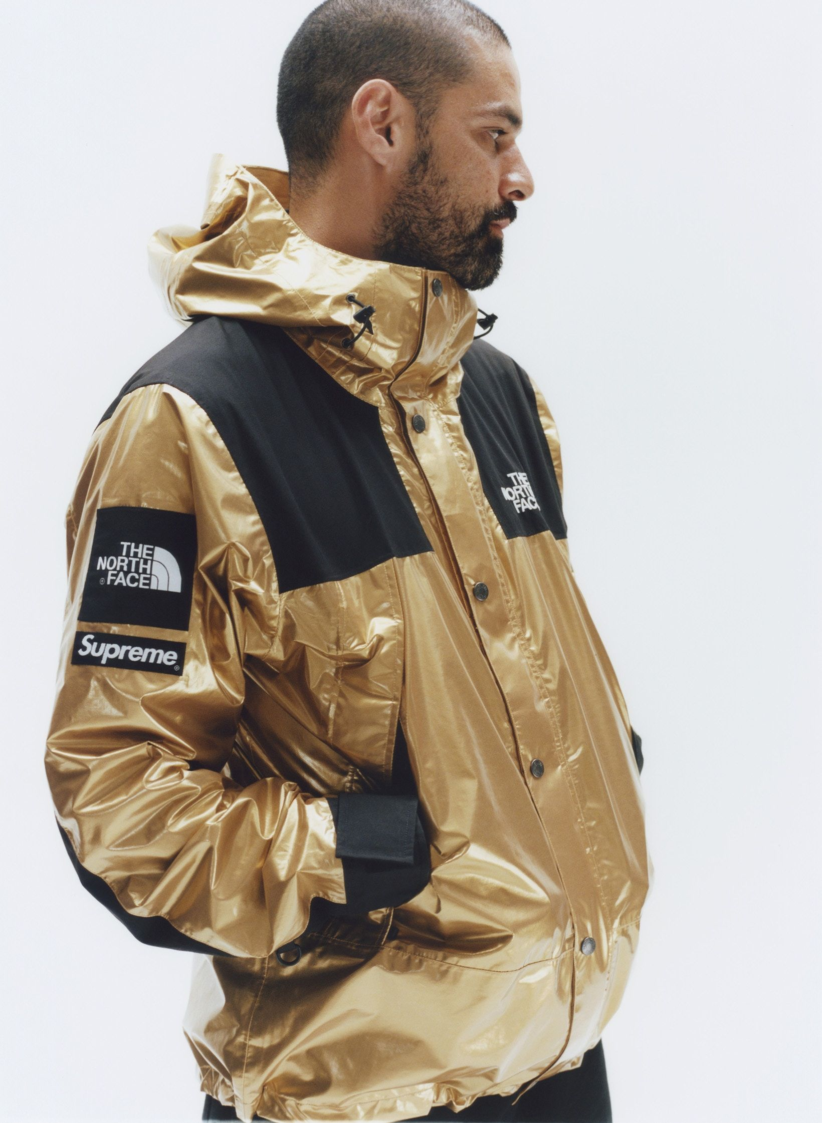 a55f3e16d Supreme x The North Face Spring 2018 Metallic Collection | ~Closet ...