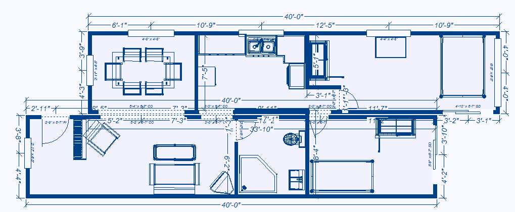 Container house plans free blueprints shipping container for Containers homes plans