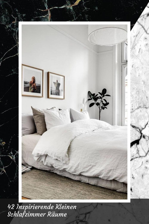 Beautiful 42 Inspirierende Kleinen Schlafzimmer Räume   42 Bedroom Inspiring Permalink  ...