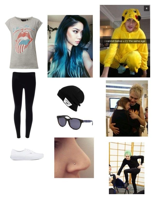 """""""Michaels bff"""" by kaleaaaaa ❤ liked on Polyvore featuring beauty, Vans and Diesel"""