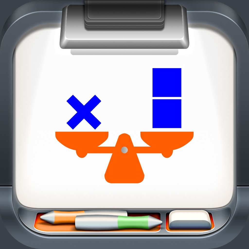 Solving Equations App with Narrated Lessons Solving