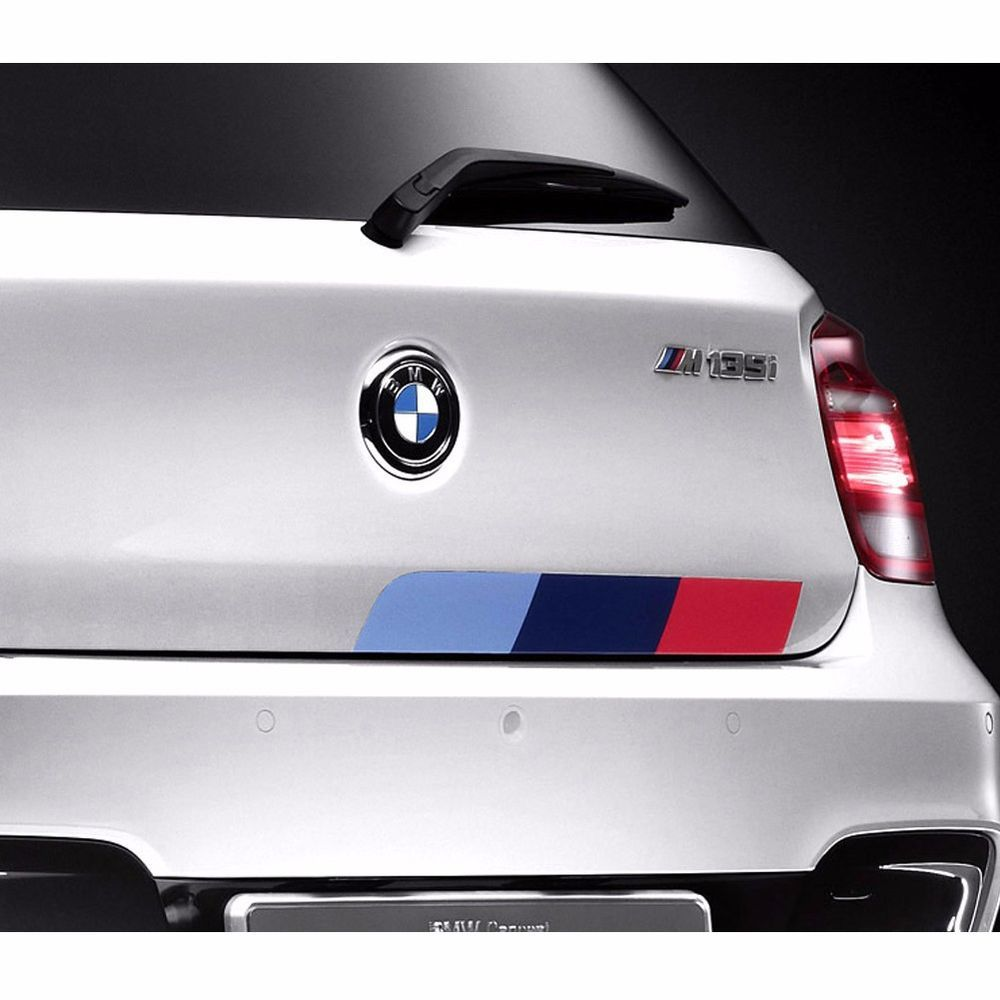 #2 BMW performance sticker decal.1 3 4 5series Z3 Z4 M3 M4 M5