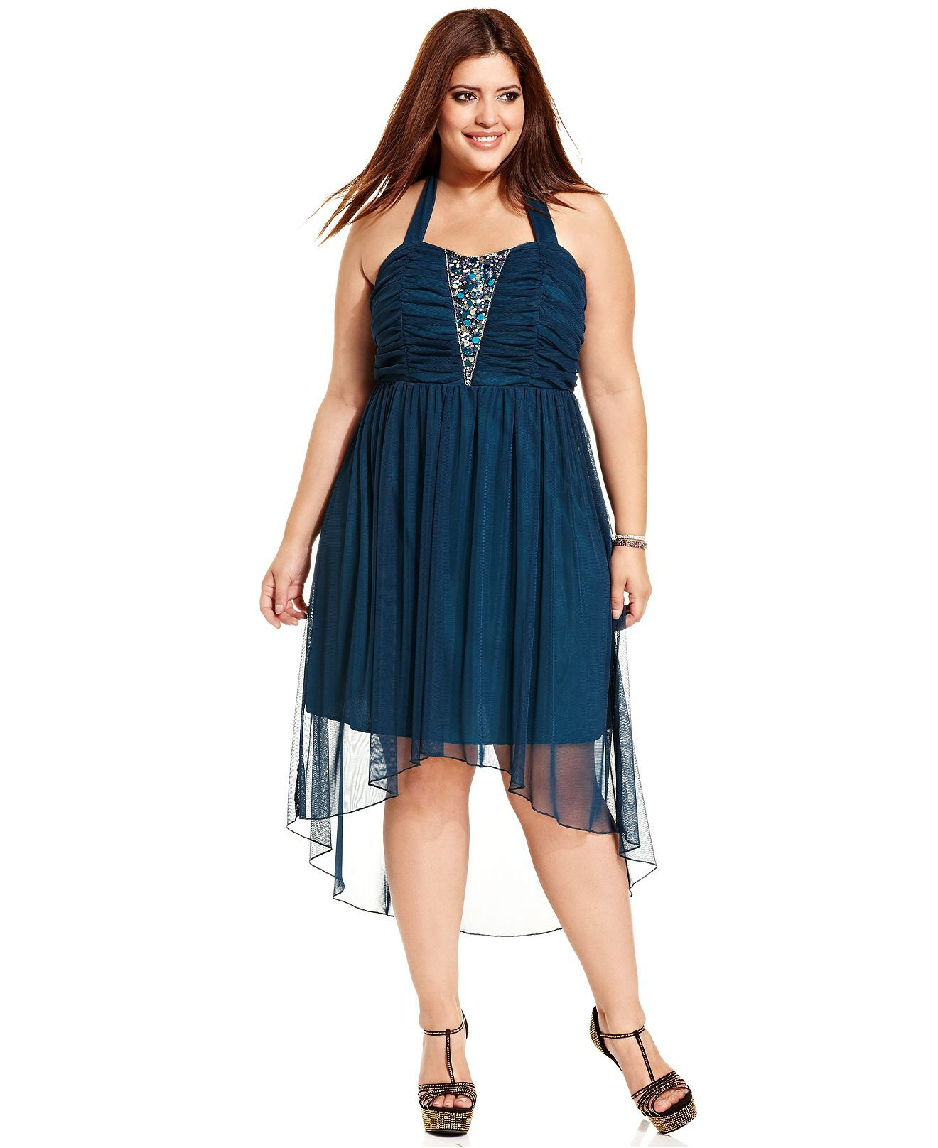 c12df407dfb Ruby Rox Plus Size Dress