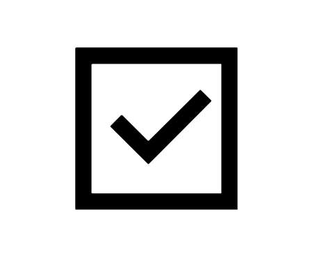 Tick Box Icon In Android Style Box Icon Icon Android Icons