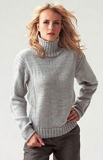 a0b361ef6afed9 Ravelry  Daphne Jumper pattern by Red Heart Design Team