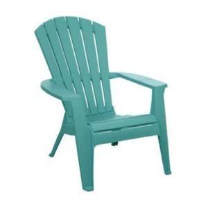 Adirondack Chair, Turquoise