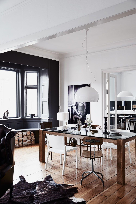 Scandinavian design   LIVING ROOM - BLOG   Pinterest   Esszimmer ...
