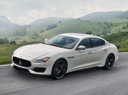 Maserati Quattroporte Gts >> 2019 Maserati Quattroporte Gts Gransport North America M156