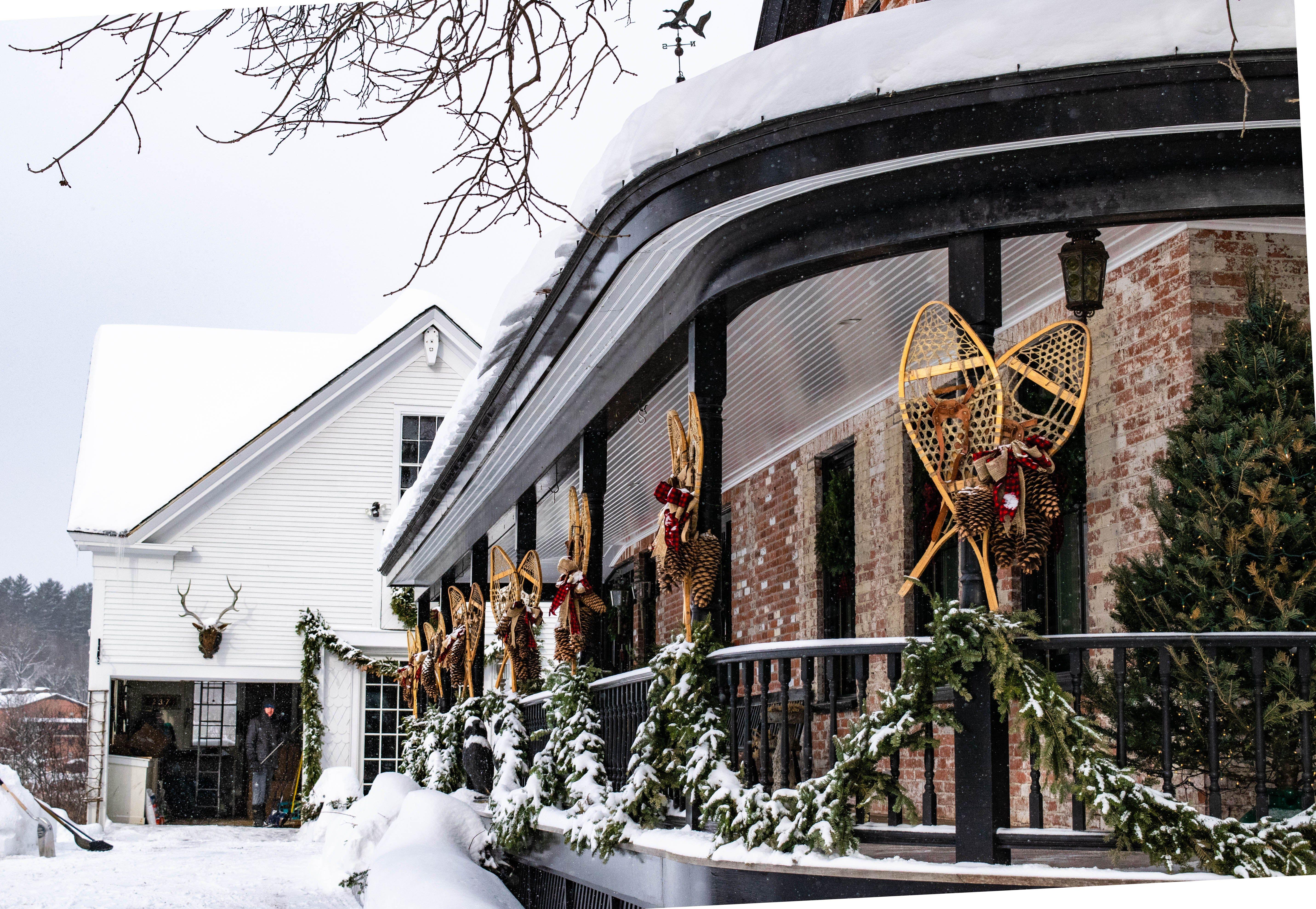 New England's Coziest Winter Weekend Getaways