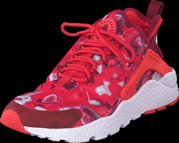 dd68129c552 Nike - W Air Huarache Run Ultra Print Lt Crimson Noble Red-Pearl Pin ...