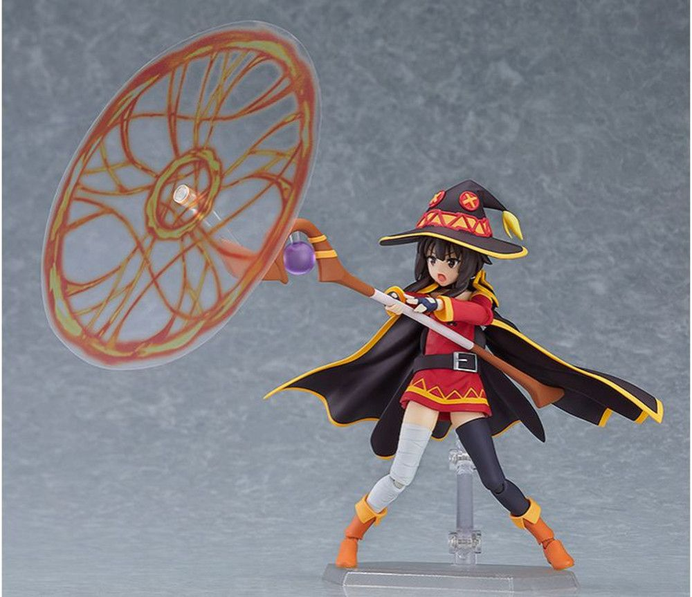 My name is Megumin! She's here and ready to strike a pose