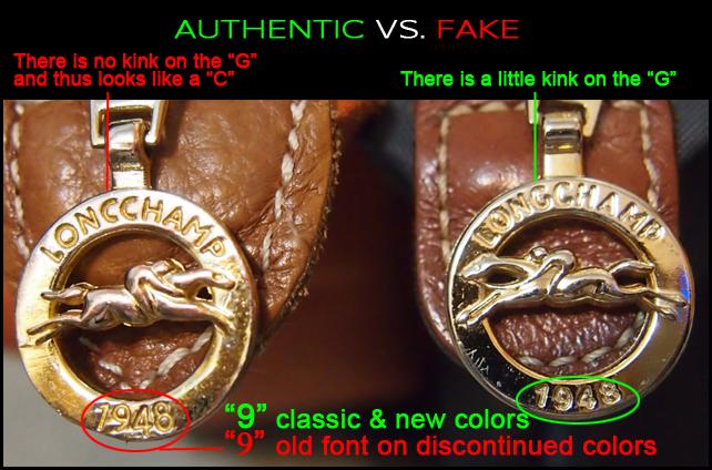 Fake Check Longchamp Le Pliage   Mädchenflohmarkt